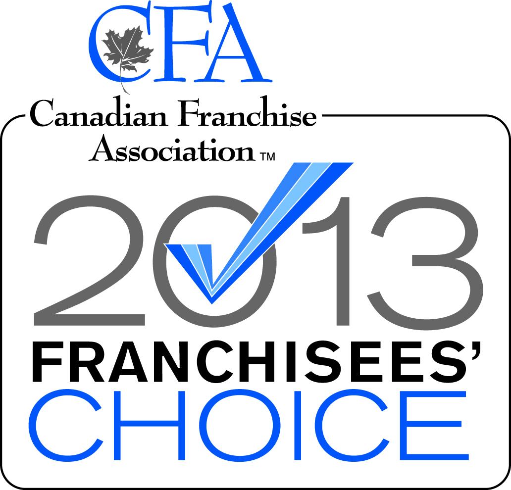 FranchiseesChoice_2012